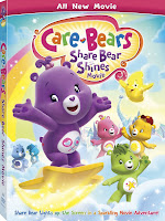Care Bears: Share Bear Shines Movie DVD Review