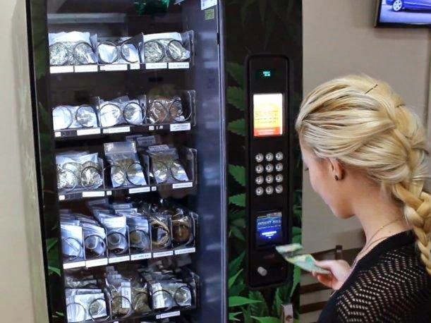 Estrenan máquina dispensadora de marihuana en Vancouver (VIDEO), www.noticiasdeimpactomundial.net