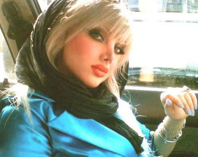عکس دختر باحال عرب