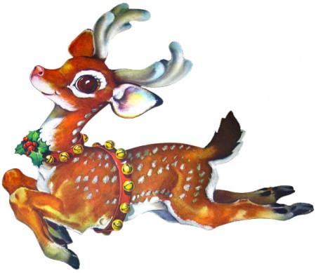 positronicraygun Reindeer