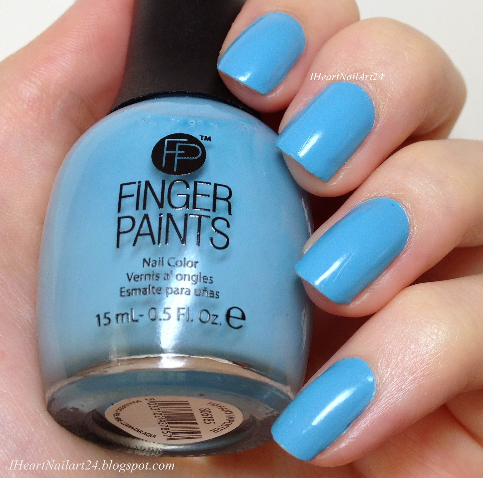 Finger Paints Tiffany Imposter Swatches & Review
