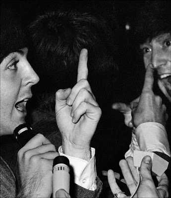 50 неопубликованных фотографий The Beatles