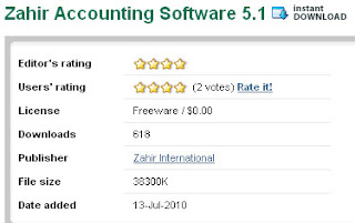 Software Akuntansi Laporan Keuangan Terbaik