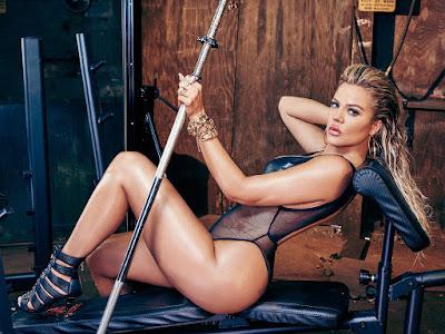 Khloe Kardashian Sexy Picture