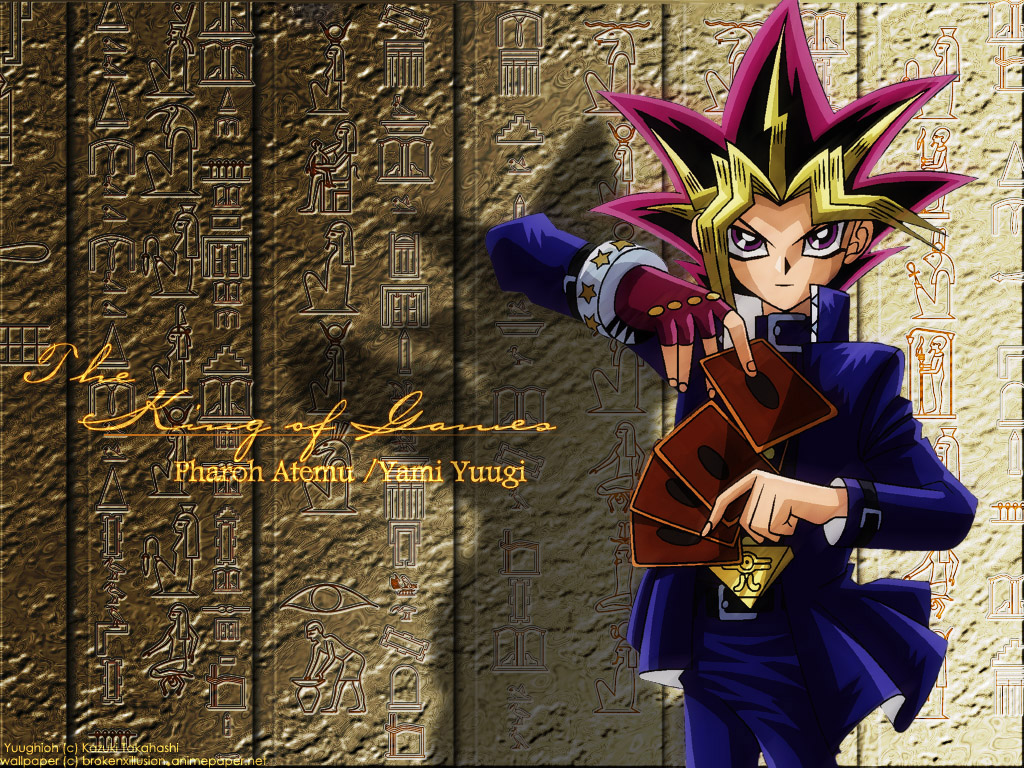 yugioh deck recipe yugi muto duelist kingdom deck