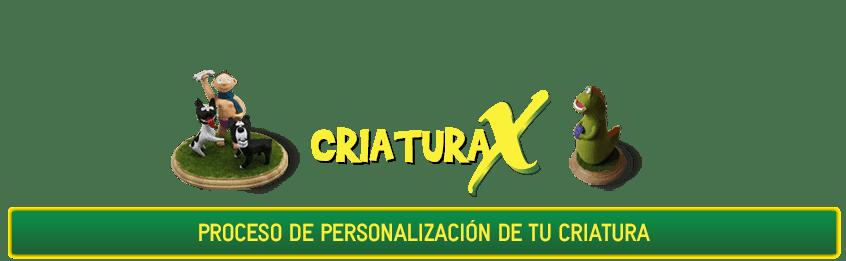 CriaturaX de Mixta