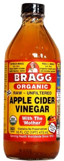 how to make your own apple cider vinegar facial toner