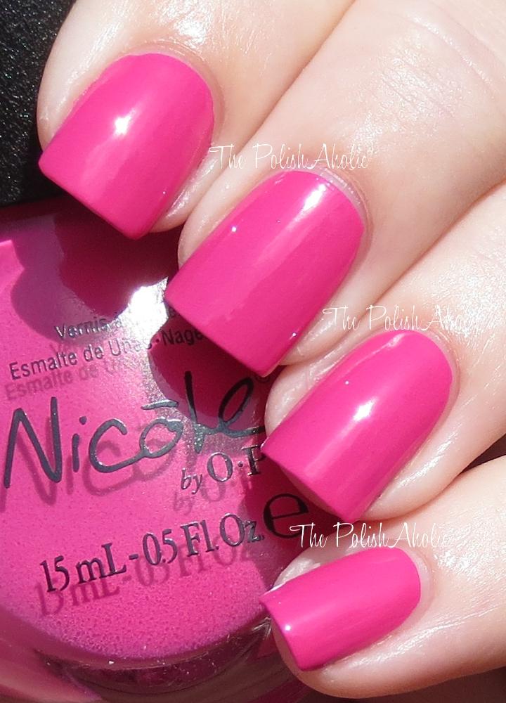 Famous Opi Magenta Nail Polish Model - Nail Paint Design Ideas ...