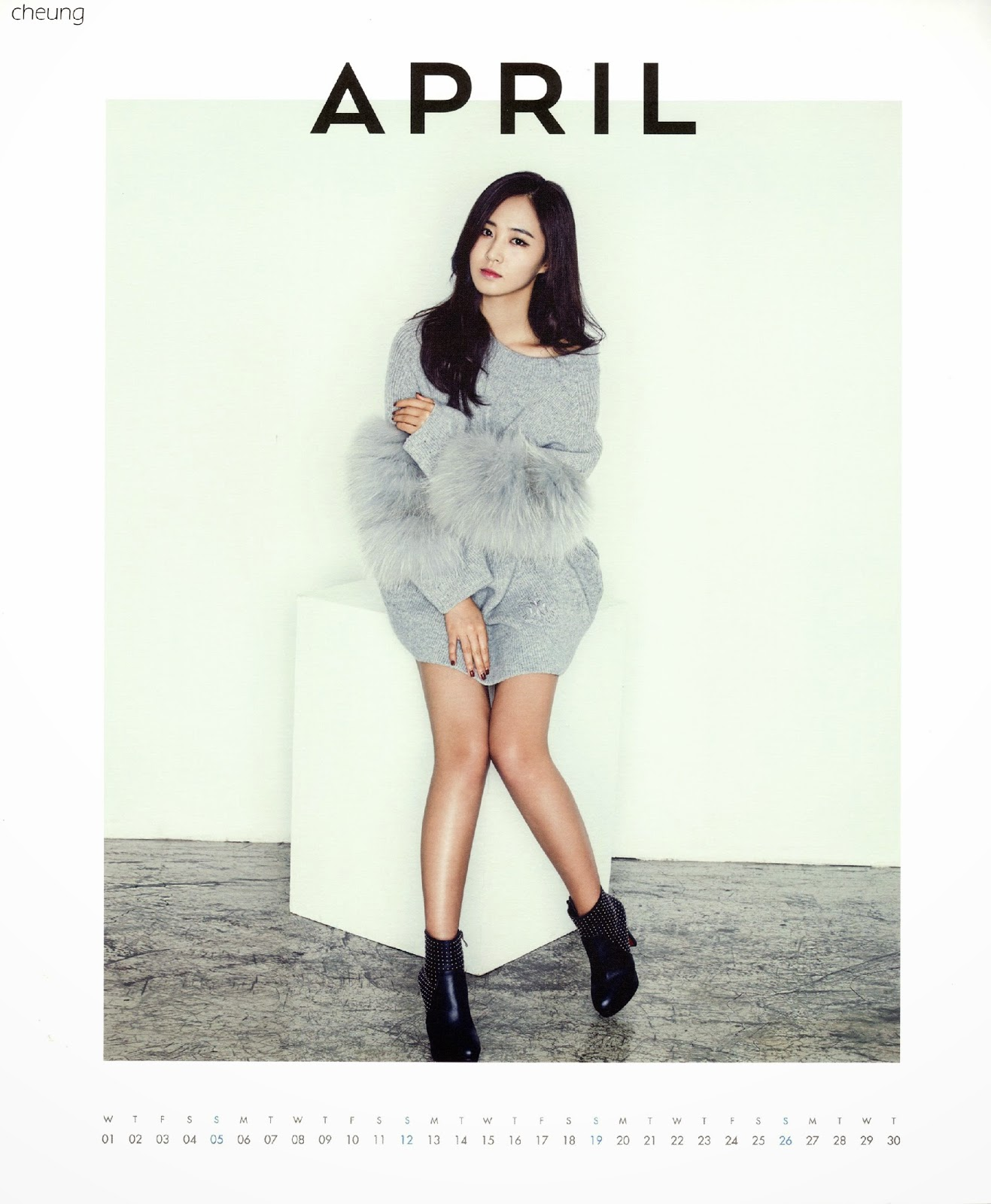 Sooyoung, SNSD and Calendar on Pinterest