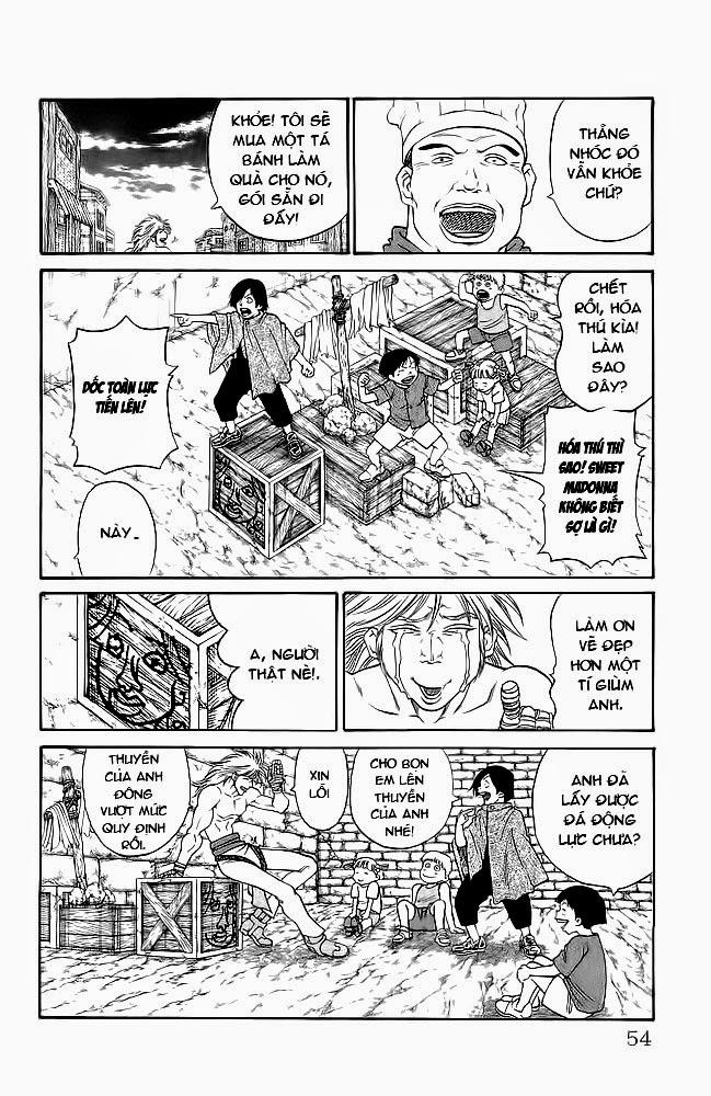 Vua Trên Biển – Coco Full Ahead chap 216 Trang 8 - Mangak.info