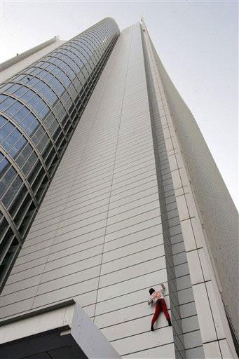 Building Climber