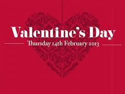 gambar ucapan hari valentine 2013