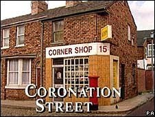 corrie in manchester