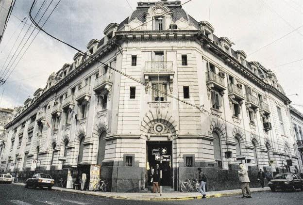 Banco de Santa Fe Vaciamiento