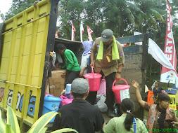 Peduli Bencana Gunung Merapi