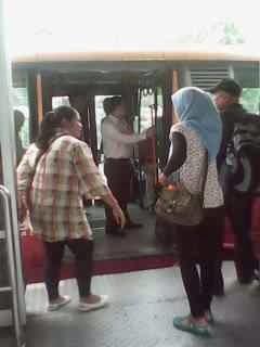 Kabayan Naek Busway
