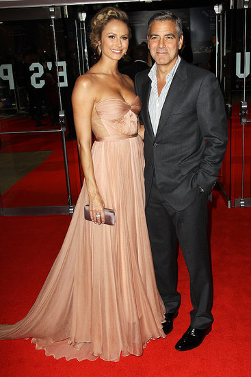 Here's Proof That Clooney Only Gets Better With Age - Page 3 George-Clooney-Stacy-Keibler-London-Red-Carpet-Pictures