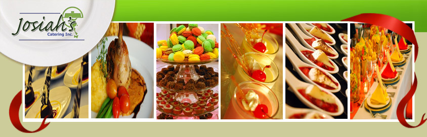Josiah's Catering Inc. - Wedding Caterer in Metro Manila