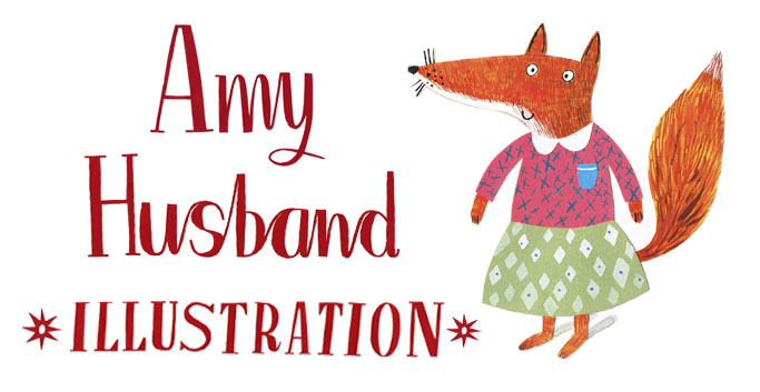 Amy Husband Illustration