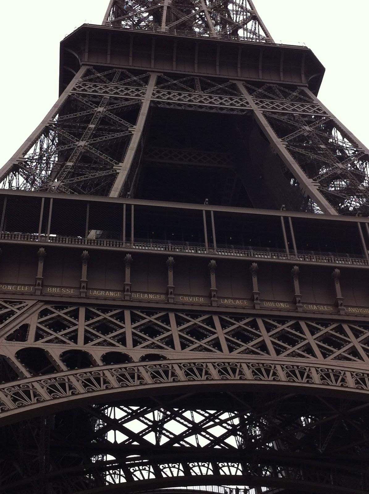 De tripas coraz n qui n no quiere subir a la torre eiffel for Quien hizo la torre eiffel