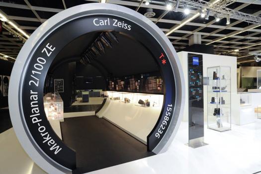 new zeiss e-mount lenses photokina 2012
