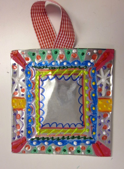 Homemade Picture Frame Lesson Plans