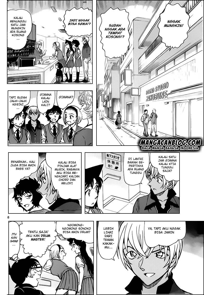 Dilarang COPAS - situs resmi www.mangacanblog.com - Komik detective conan 936 - girl band 937 Indonesia detective conan 936 - girl band Terbaru 8|Baca Manga Komik Indonesia|Mangacan