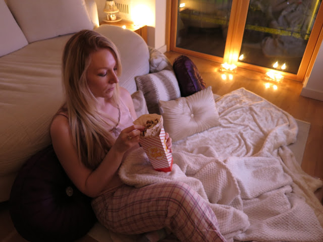movie night, Michelle Louise Love