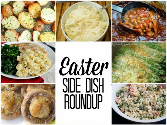 Easter Side Dish Roundup
