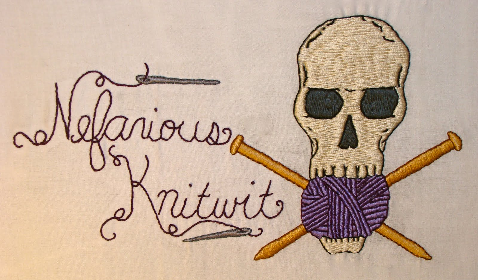 Nefarious KnitWit