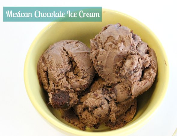 Mexican Chocolate Ice Cream | www.shealennon.com
