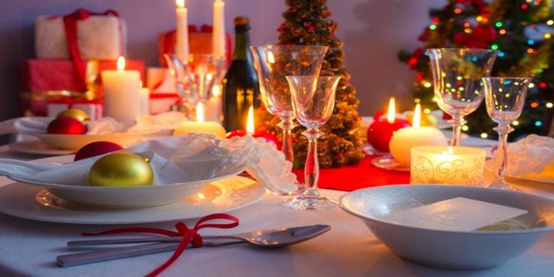 Menu Hidangan yang Wajib Tersaji pada Hari Raya Natal