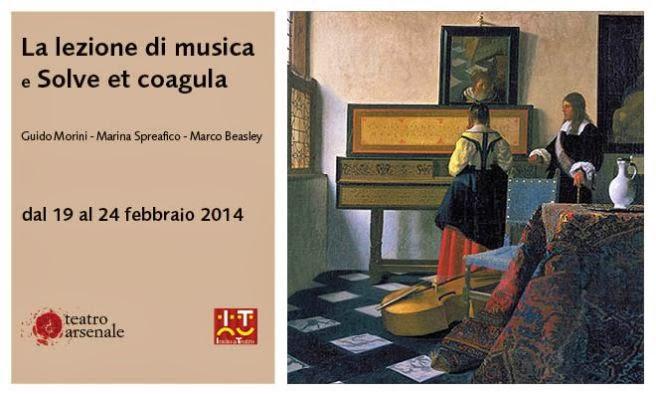 conversazione concerto con Guido Morini al Teatro Arsenale di Milano