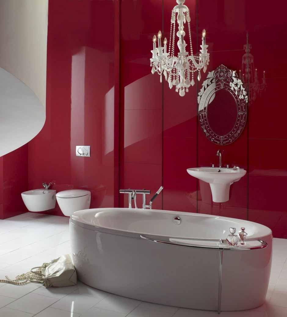 desain bathtub furniture untuk kamar mandi