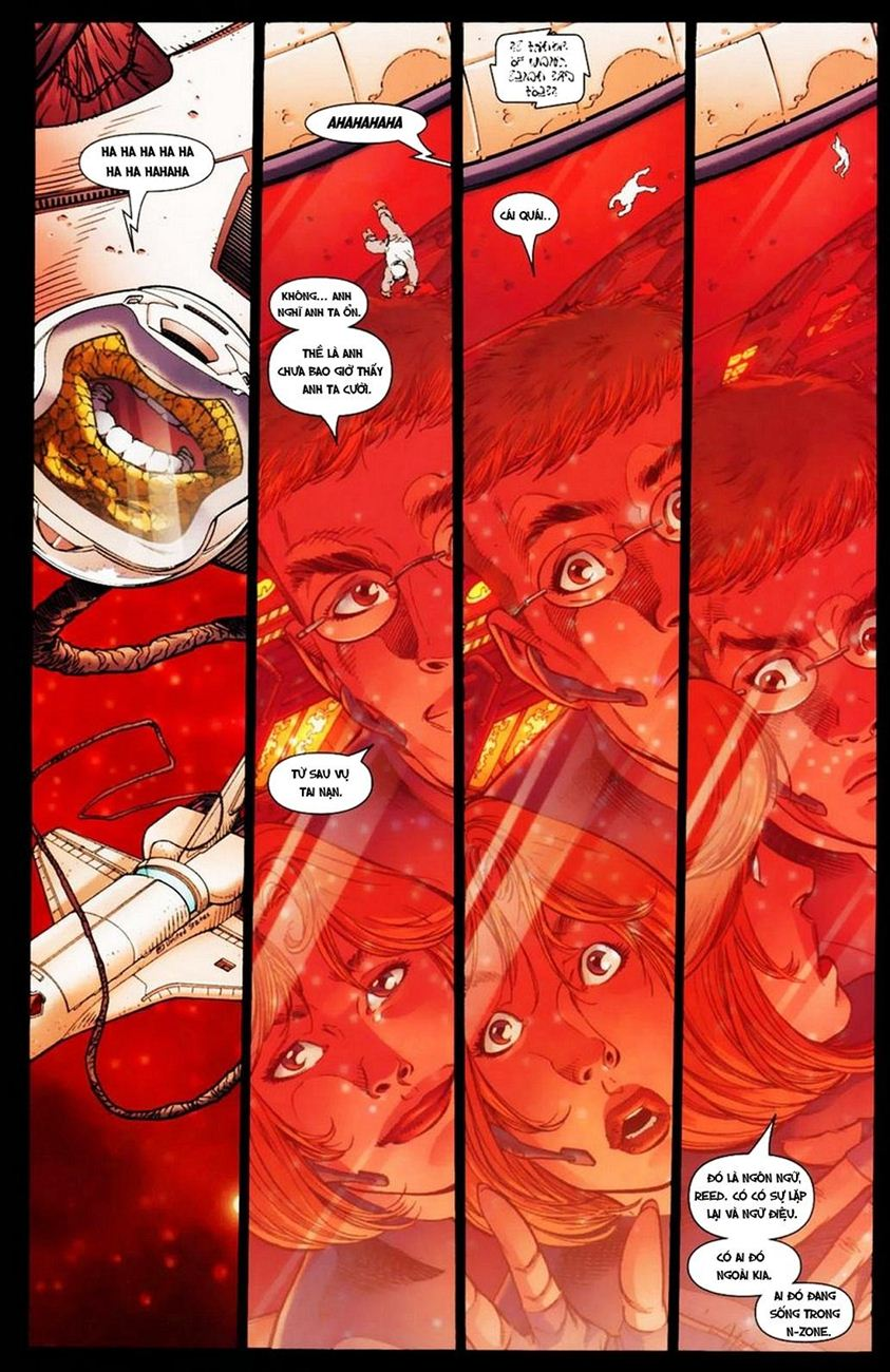 Ultimate Fantastic Four chap 15 - Trang 9