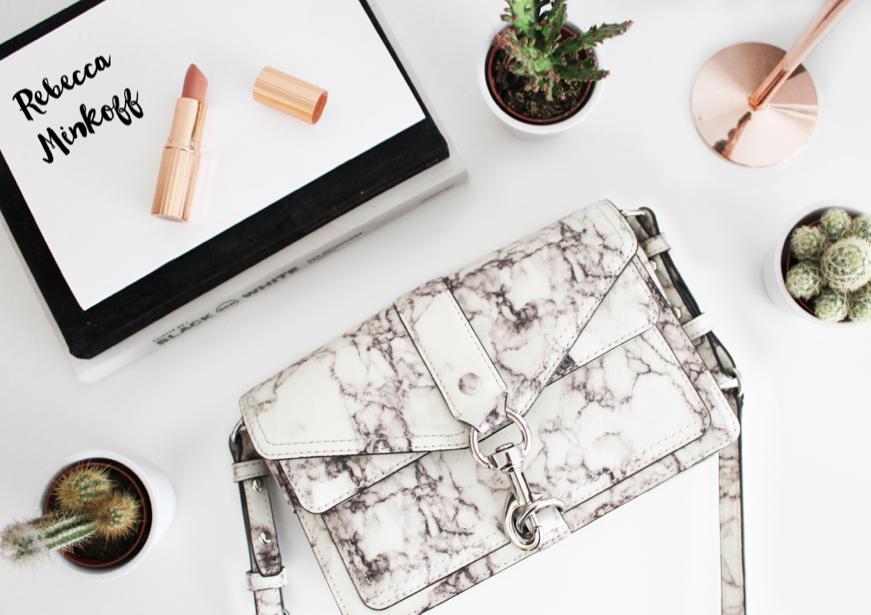 The Rebecca Minkoff Marble Bag