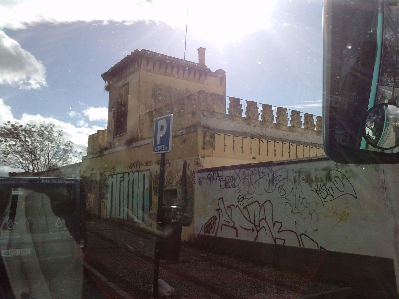 Granada grey y yo el palacio da pena y la casa de mi abuela - La casa de mi tresillo ...