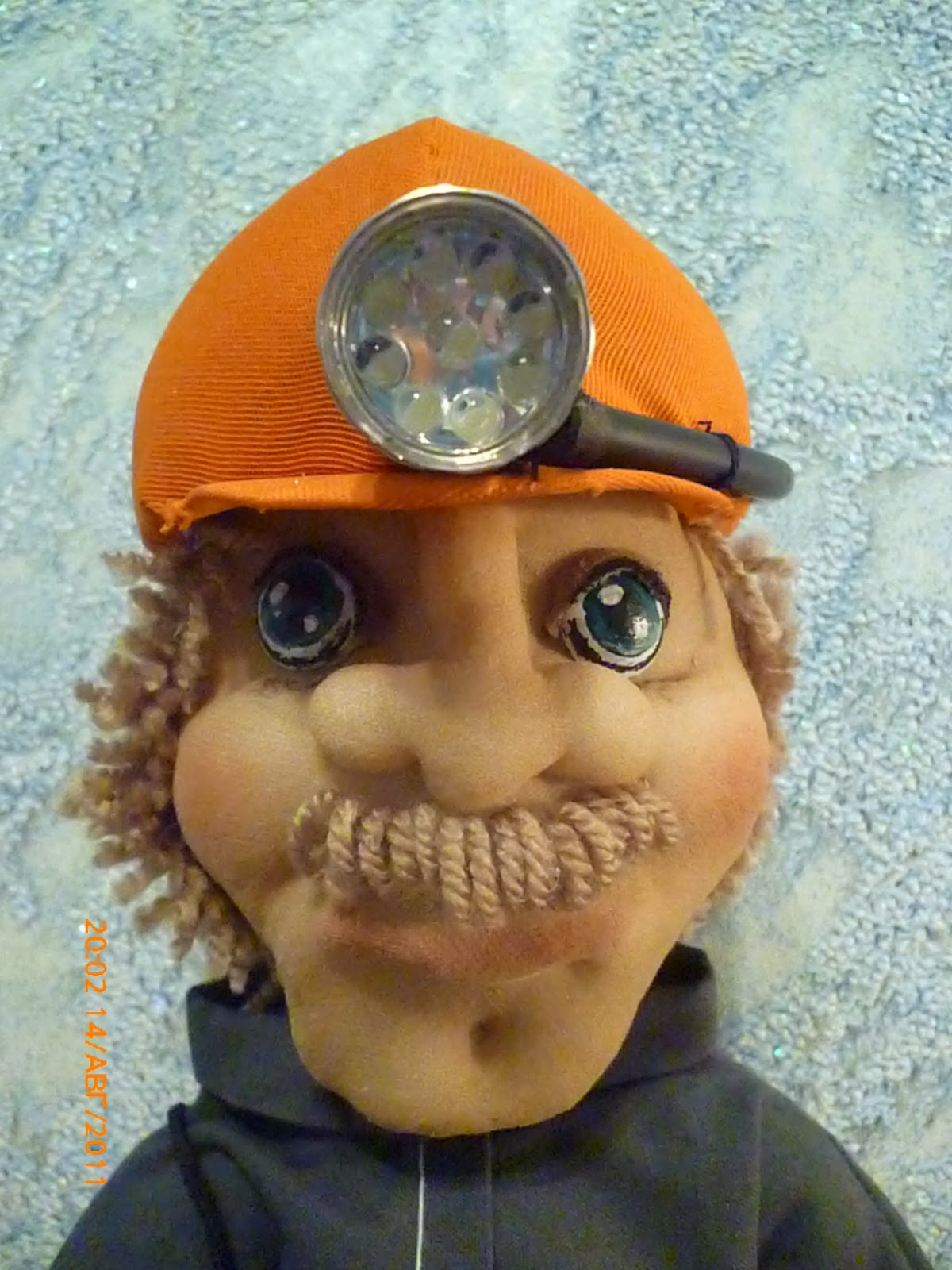 Поделка на тему шахтеры