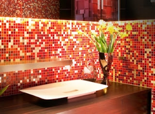Brilliante 267 Superior glass mosaic tesserae by Trend Group