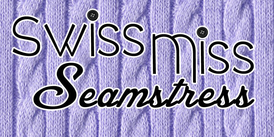 Swiss Miss Seamstress
