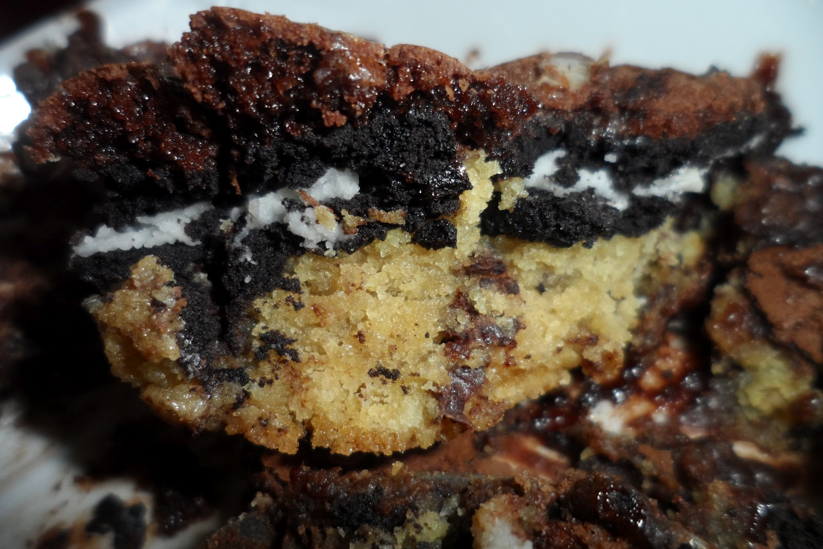 Slutty brownies recipe!