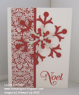 Stamping Greeting Card