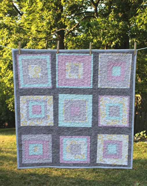 Willow fabric Riley Blake