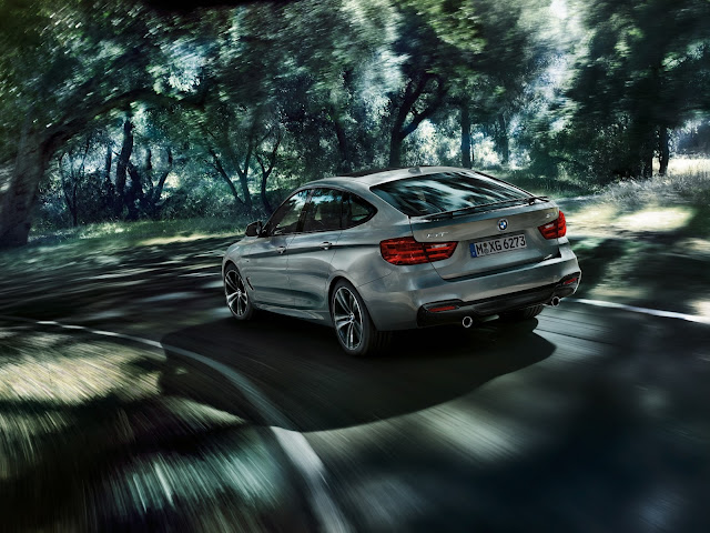 The new BMW 3 Series Gran Turismo – M Sport Package [ BMW 3 Series Gran Turismo (GT) ]