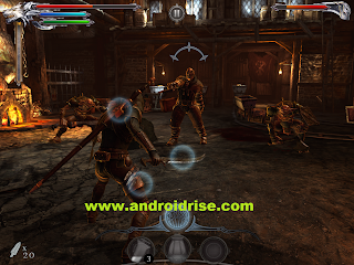 Joe Dever's Lone Wolf Android Game Download,