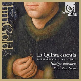 La Quinta essentia - Huelgas ensemble/Paul Van Nevel - HMG 501922