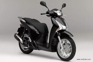Honda SH150i 2013