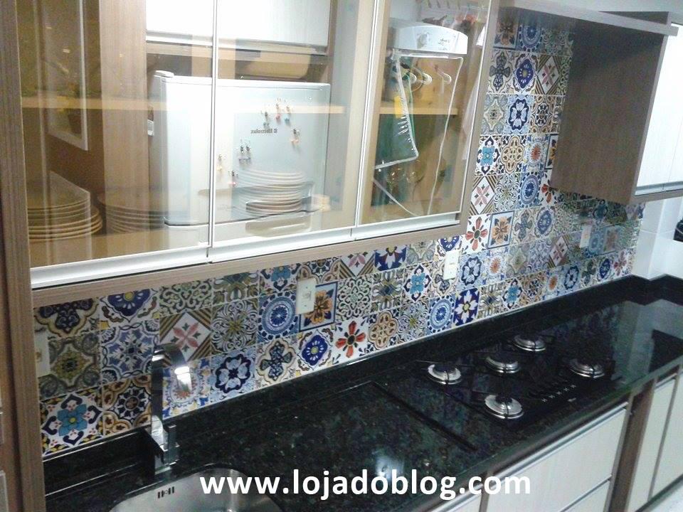 Adesivos Azulejo Português