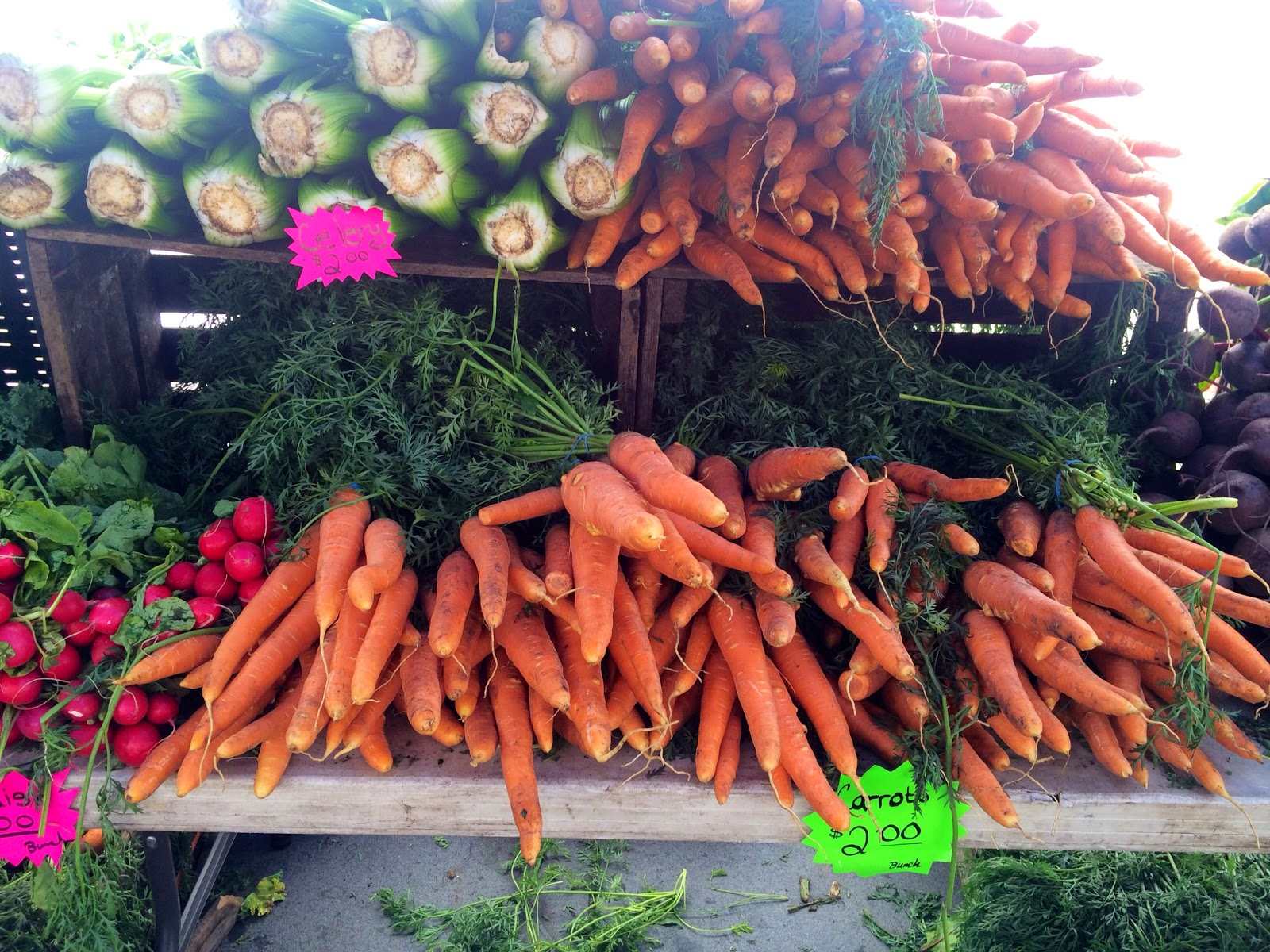 summer, eating fabulously, farmers market, christopher stewart, fall, recipes
