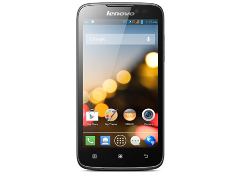 """Spesifikasi dan Harga Lenovo A516, Smartphone Dual Core 4.5"""" Harga Terjangkau"""